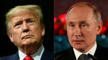 Trump culpa democratas e nega interferência russa na eleição de 2020