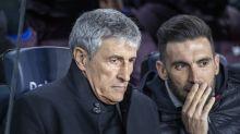 Las palabras de Sarabia y el mal del Barça: un vestuario sin autocrítica