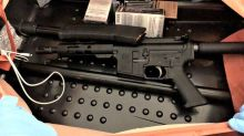 TSA finds assault rifle hidden in checked bag at Newark Airport