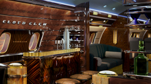 This Super-Fancy Jet Will Make You Feel Like You're At A Gatsby Party