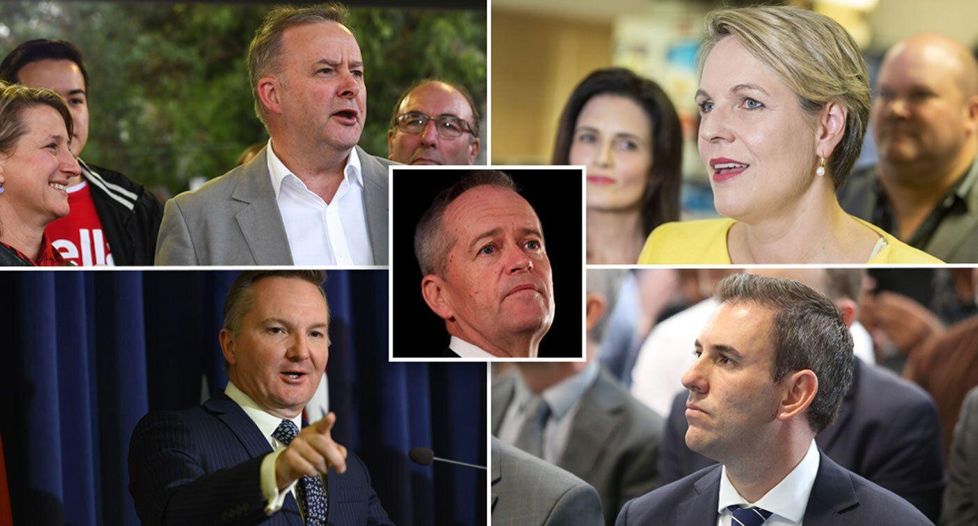 The likely contenders to replace Bill Shorten as Labor leader
