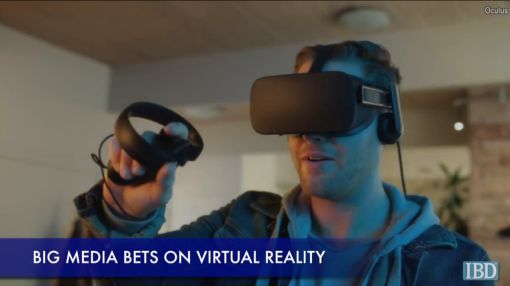 Will Big Media's VR Investments Lead To Real-World Gold?