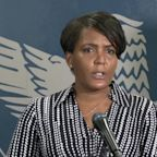 Atlanta Mayor Keisha Lance Bottoms makes plea to protesters: Not a protest, it's chaos