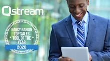 Smart Selling Tools Recognizes Qstream as a 2020 Top Sales Tool for Upskilling Sales Reps
