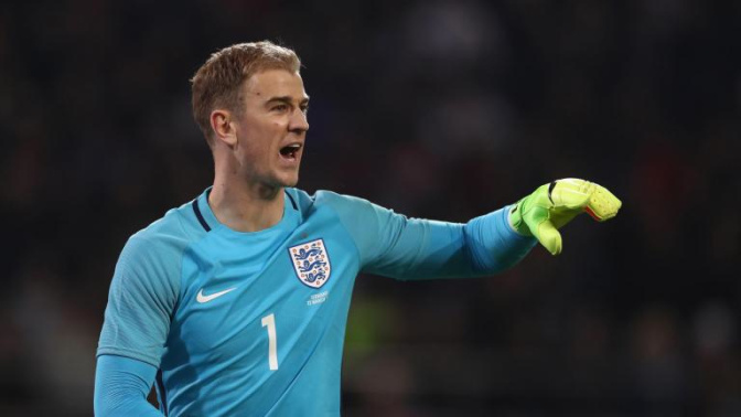 Joe Hart backs Gareth Southgate in playing down the importance of the England captaincy