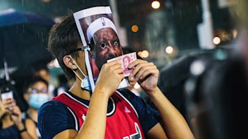 LeBron James sparks outrage among Hong Kong protesters