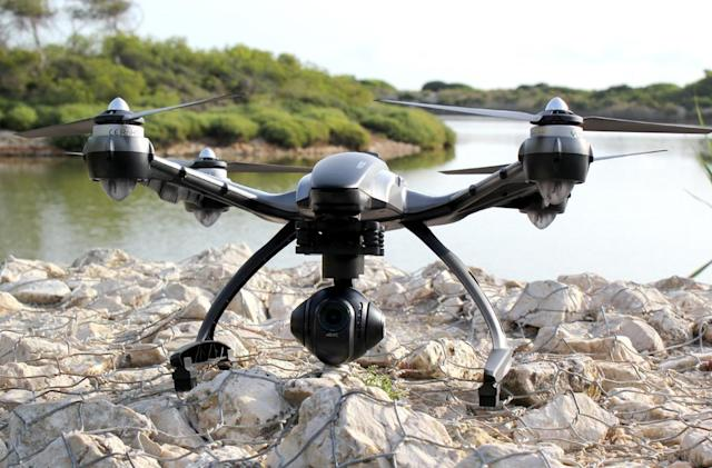 DJI goes after Yuneec with patent infringement suit