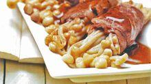 日式金菇牛肉卷