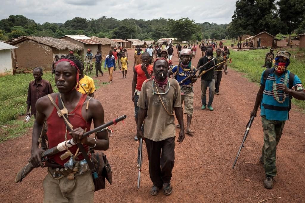 C.Africa warlord dismisses human rights abuses