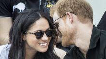 El Príncipe Harry y Meghan Markle se casan