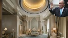 Juan Carlos I: así es la suite presidencial del hotel de Abu Dabi donde se rumorea que está el rey emérito