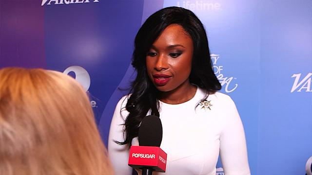 Jennifer Hudson Tells Us About Her Life's Mission to