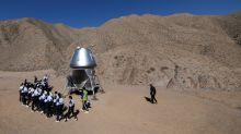 La Chine pique en douce la technologie spatiale américaine