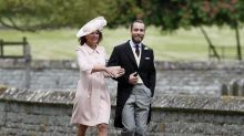 Carole Middleton is the ultimate mother-of-the-bride at daughter Pippa's wedding