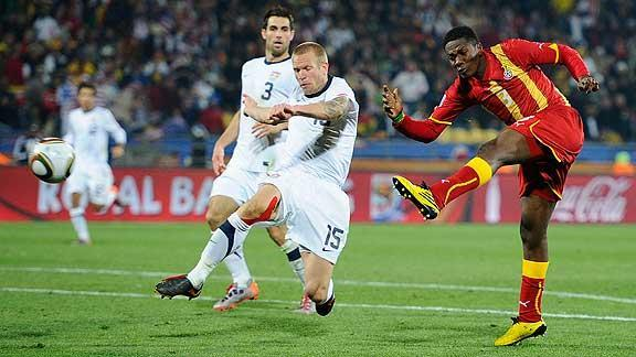 Balboa Breaks Down Ghana's Game-Winner