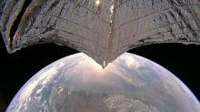 Veja novas fotos da Terra tiradas do espaço pela vela solar LightSail 2