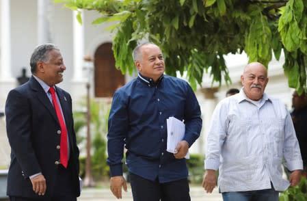 Venezuela's pro-Maduro legislature to explore early congress elections
