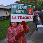 Teamsters Urged To Honor Striking L.A. Teachers' Picket Lines As Hollywood Guilds Show Solidarity