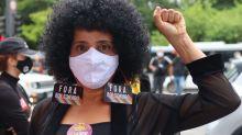 Indignação com assassinato no Carrefour e declaração de Mourão inflamam ato em São Paulo