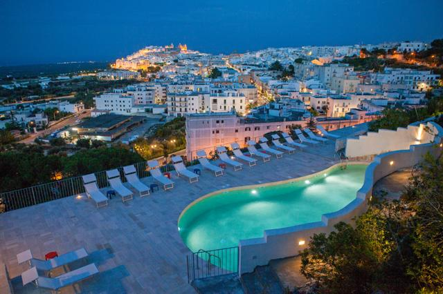 """<span style=""""font-size:14px;"""">Head to Ostuniin beautiful Puglia whereLa Notte di San Giovanni is celebrated on midsummer's eve: a night of mystery celebrations with special meals, a parade, fire eaters, dancers, midnight firework and concerts. Stay at the</span> contemporary-chic <a href=""""http://www.essentialitaly.co.uk/sarago-apartments"""" target=""""_blank"""">Sarago Apartments</a>, within easy walking distance from the action, for £700 per week for two adults in June."""