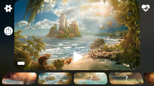 Sunny for iPhone is gorgeous, relaxing and fun