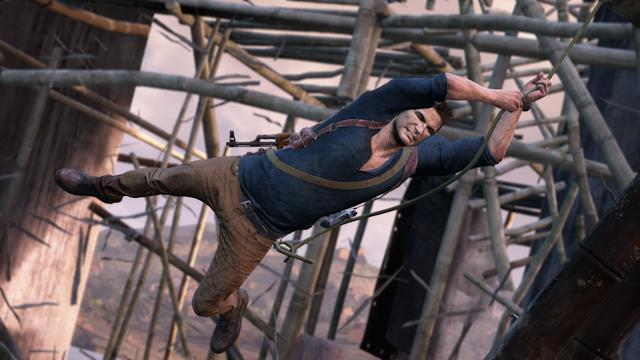The 'Uncharted' movie will start filming 'soon'