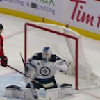 a Goal from Ottawa Senators vs. Winnipeg Jets