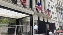 Stock market news live updates: Stock futures open slightly higher after Nasdaq sets record high