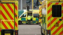 UK chief scientist: expect hospital admissions to fall as cases flatten