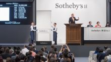 Sotheby's Hong Kong Contemporary Art Sales Realise HK$802 Million / US$102 Million