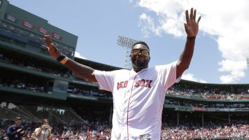 Big Papi upgraded to 'good,' but still in ICU