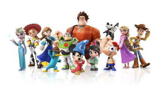 Disney Infinity rustles up Toy Story set, makes new pals