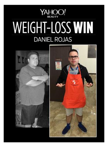 Daniel Rojas Lost 131 Pounds: 'I Didn't Want to Disappoint Myself ...
