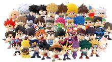 """Konami lançará jogo mobile ao estilo """"Smash Bros"""" com personagens de Naruto e Dragon Ball"""
