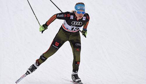 Langlauf: Ringwald einzige Deutsche im Viertelfinale von Québec