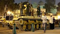Egyptian president gives military power to arrest civilians