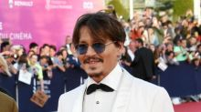 Johnny Depp vows to fight racism
