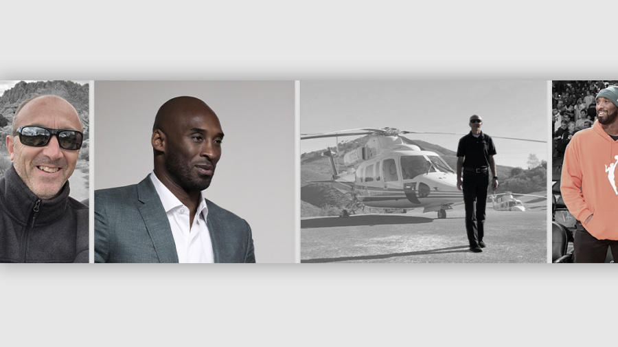 Hand-picked pilot now the villain in Kobe's death