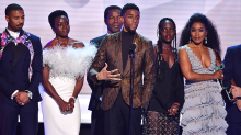 Black Panther takes top SAG Awards prize