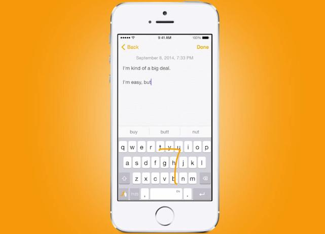 Swype keyboard for iOS is free for a limited time