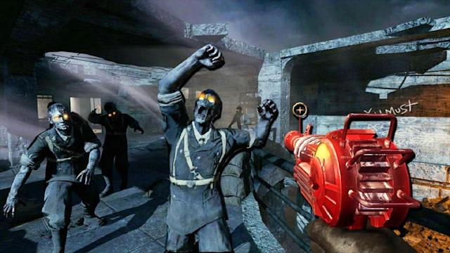 Classic Zombies maps are coming to 'Call of Duty: Black Ops 3'