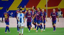 Trotz Rot für Fati: Barca setzt Real unter Druck