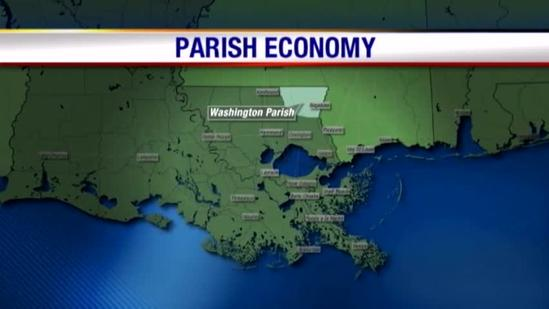 Washington Parish faces looming fiscal cliff