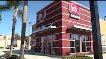 North Park Jack In The Box Opens