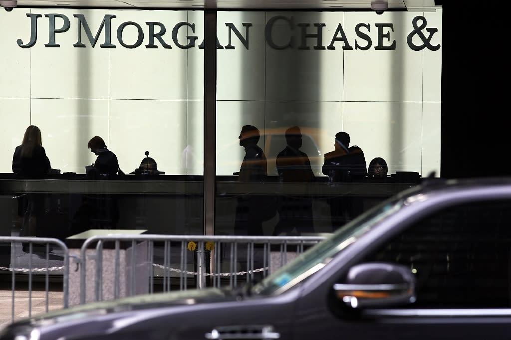 JPMorgan Chase & Co. headquarters in Manhattan in New York City