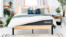 We Reviewed Allswell's Hybrid Mattress For A Good Night's Sleep