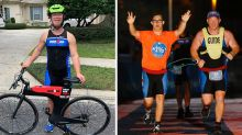 Inspiring story behind Chris Nikic's history-making Ironman Triathlon run