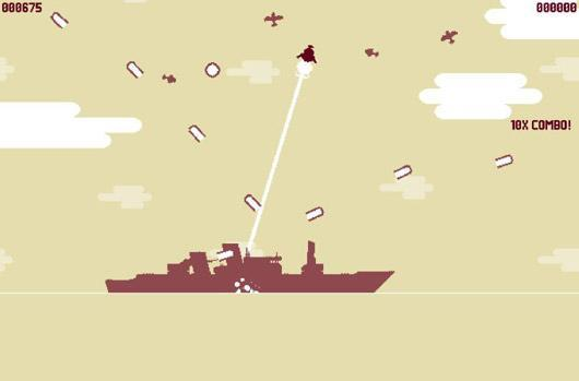 Vlambeer's Luftrausers debuting for PSN, PC March 18