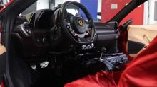 European Auto Group in Texas building a six-speed manual Ferrari 458