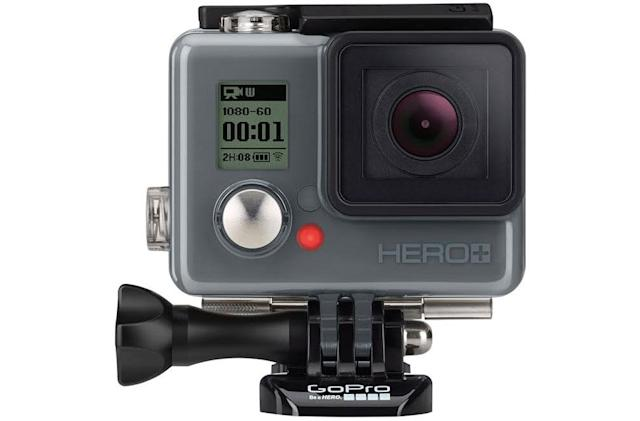 GoPro unveils a low-cost action camera with WiFi